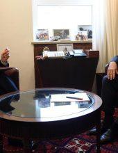 נתניהו נפגש עם היועץ לביטחון לאומי