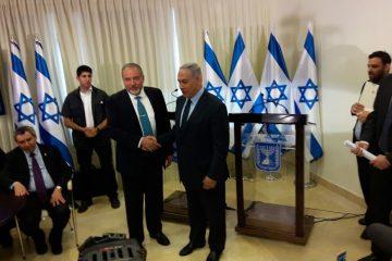 דקה אחרי דקה: כך נגררה ישראל למערכת בחירות