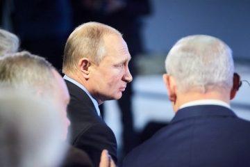 """דיווח: """"פוטין מנע תגובה ישראלית נוספת"""""""