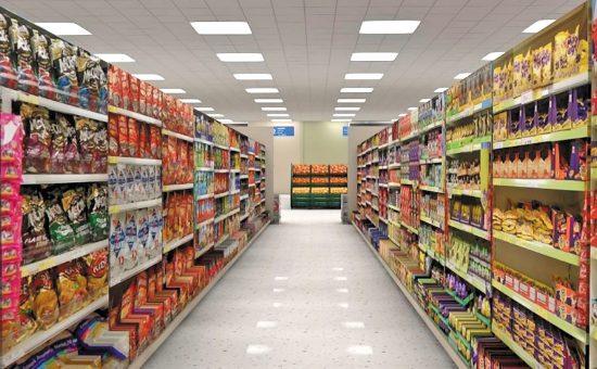 סופרמרקט (אילוסטרציה - אין קשר לכתבה)