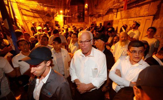 סיבוב שערים בעיר העתיקה בירושלים    (1)