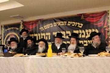 'דרכי נועם' בחיפה חגגו עם 'עבודה זרה'