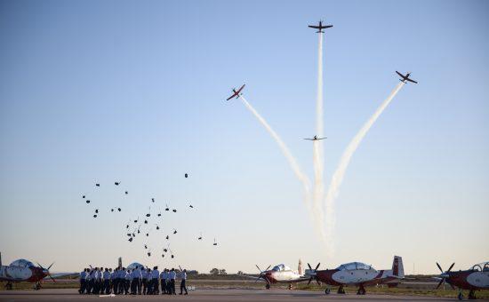 """סיום קורס טייס. צילום: דובר צה""""ל"""