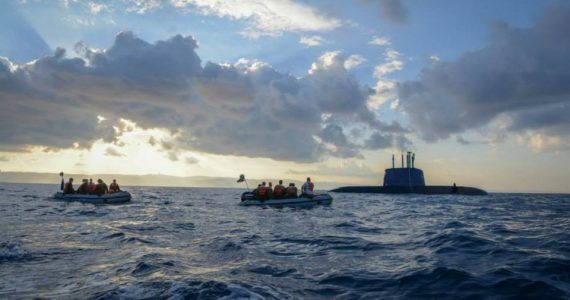 סוף למשבר: סין השיבה את הכלי התת ימי