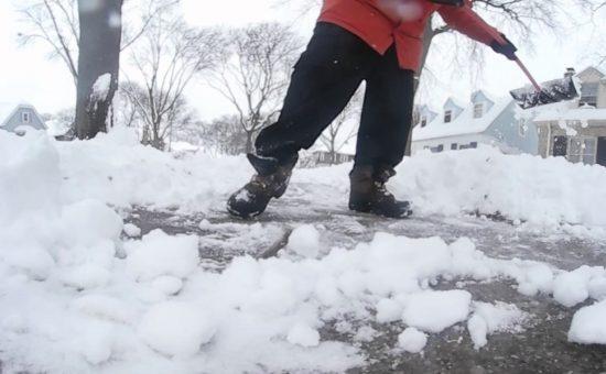 סערת השלגים בארצות הברית