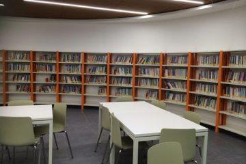 זכתה אלעד: הספריה תצוייד מחדש