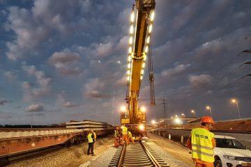רכבת ישראל תשדרג ותוסיף מסילות ורציף בתחנת רחובות