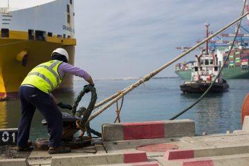 נמל אשדוד יפרוק מטעני צובר
