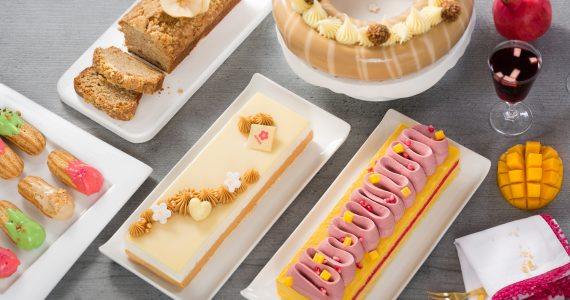 סדרת עוגות ומאפים לראש השנה להתחלה מתוקה