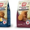חדש: עוגיות גרנולה קינמון וחמאה ללא תוספת סוכר