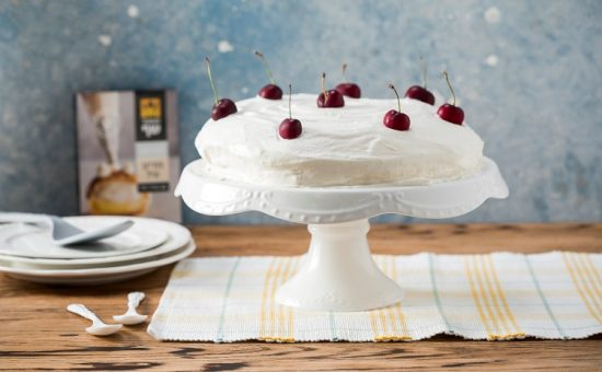 עוגת גבינה קרה מאתר מאסטר שף צילום אפיק גבאי