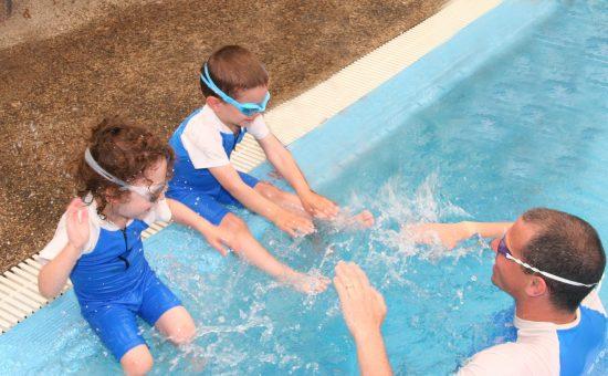 עולם המים | אורי סלע בזמן אימון