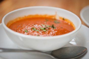מתכון לחורף: מרק עגבניות עם אורז