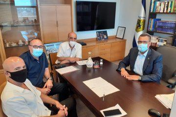 ירושלים: ה'טסטים' יצאו משכונת גילה