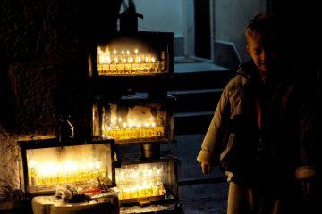 מתכוננים: 'הידברות' מוכנים עם הנרות