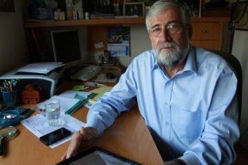 מצנע: אני תורם עבור הקרן החדשה לישראל