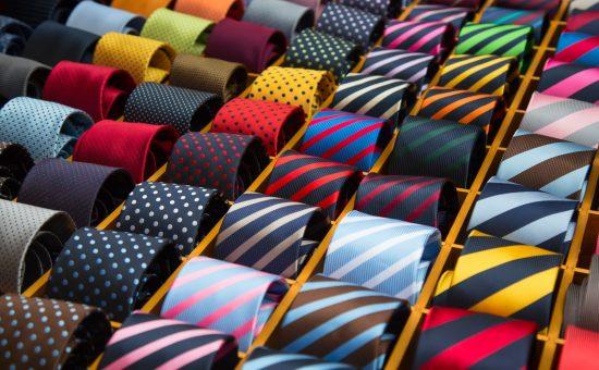 עניבות ברשת ג'נטלמן