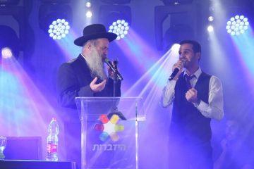 הרבנים חיזקו את מפיצי עלון השבת