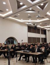 אורח מברזיל וברכה מצולמת: פורום המלמדים
