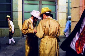 כזה לא ראיתם: פורים בירושלים