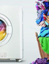 מסיימים את הכביסות של אחרי החג בחצי מהזמן
