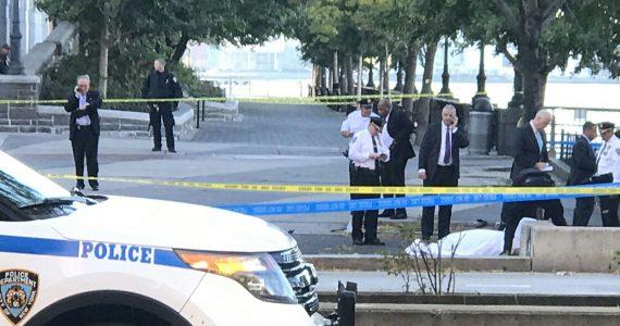 טרור במנהטן: שמונה הרוגים, בהם יהודי, בפיגוע דריסה וירי במרכז מנהטן