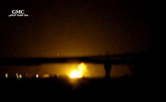 פיצוצים בסוריה
