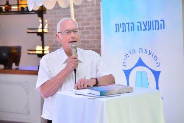 מאות גבאים בכנס הוקרה של המועצה הדתית