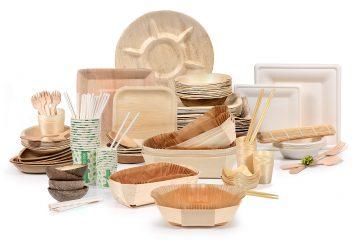 אקולוגי: כלים מחומרים טבעיים וידידותיים לסביבה