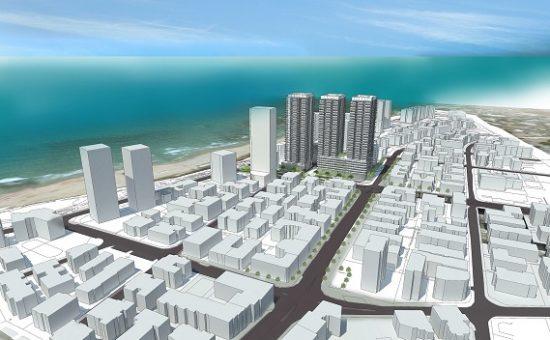 פרוייקט רוטשילד בבת ים קרדיט הדמיה ד.ס. בניין ערים (1).jpg מוקטן
