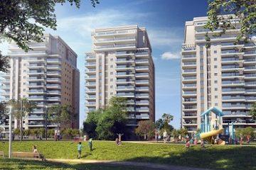 הבניינים האחרונים בפרוייקט הראשון