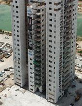 98 דירות בבניין אחד – קיבלו טופס 4