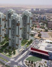 """ב""""ש: אביסרור פתחה לשיווק את פרויקט המגורים בשכונת הפארק החדשה בעיר"""