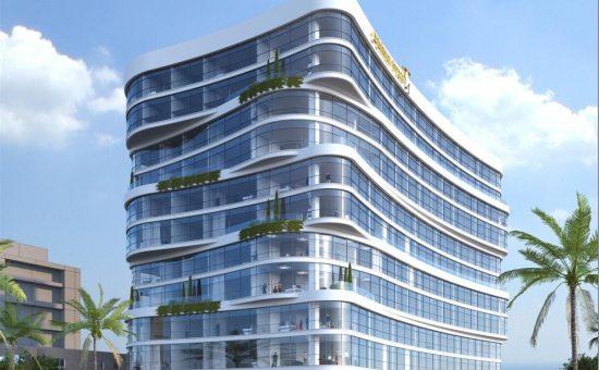 פרויקט החלוצים של איציק תשובה, הדמיה - טטרו שחר אדריכלים
