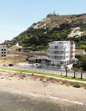 חדש בחיפה: דירה על החוף