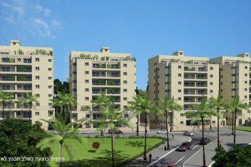 יורו ישראל מכרה 5 דירות בפסגת זאב