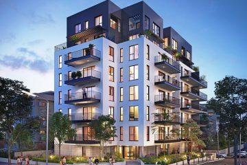 מטרופוליס: 7 קומות 32 דירות
