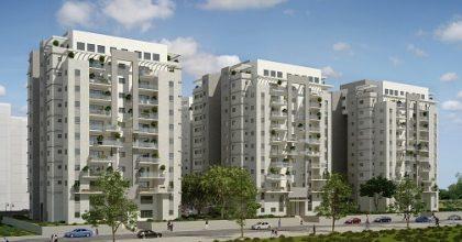 נתניה: 5 דירות אחרונות ב'משכנות הפארק'