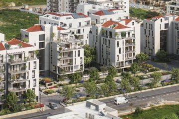 מליון שקל – עלות קרקע לדירה