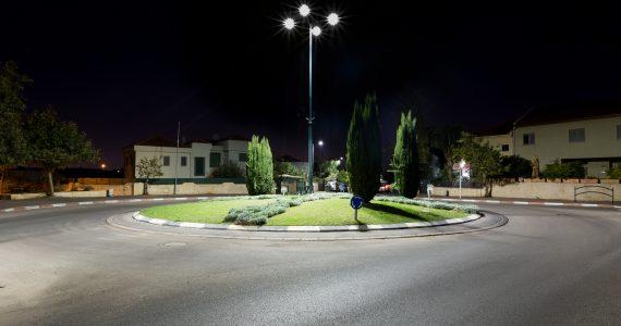 תשתית לניהול עיר עתיד חכמה, בטוחה וירוקה