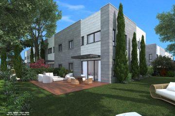 3.500 יחידות דיור שונות בשכונה המודרנית
