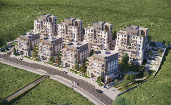פרויקט קדם מודיעין בשיווק חברת דרא בשכונת מורשת במודיעין קרדיט הדמייה וויופוינט 1 (1)