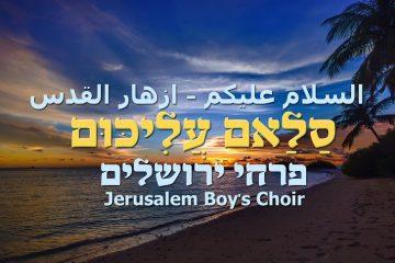 הישראלים בשיר/קליפ מחווה לאמירויות