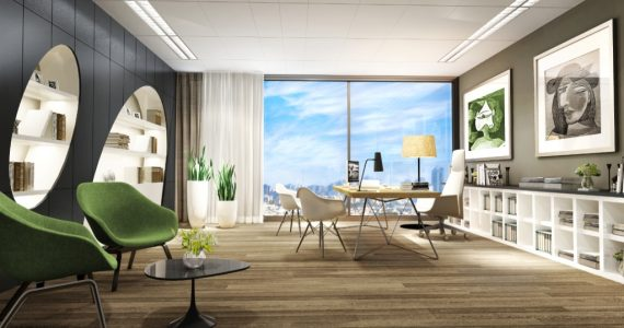 החל שיווק בניין המשרדים בפרויקט פרי פלייס