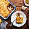 מתכון: פשטידת תפוחי אדמה, בשר ועגבניות