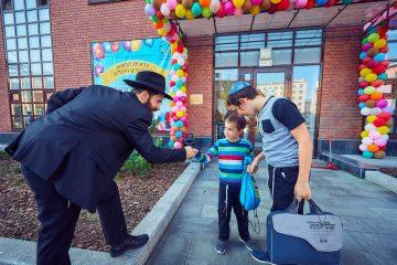 פריחה אדירה בחינוך היהודי ברוסיה