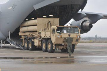 ארצות הברית פורסת מערכות הגנה בישראל