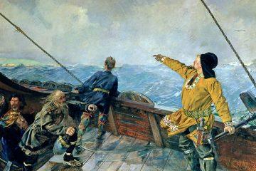 קולומבוס לא גילה את אמריקה