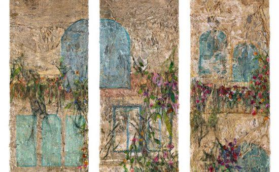 ציור של אוצר הגלריה