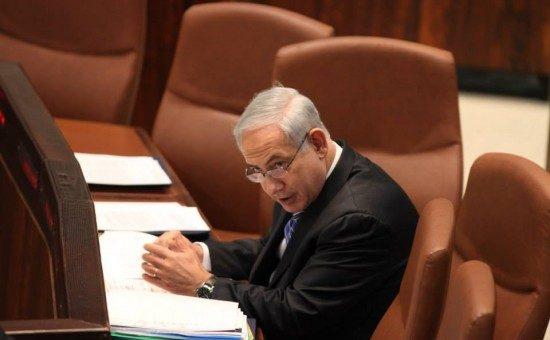 ראש הממשלה בנימין נתניהו צילום: הכנסת